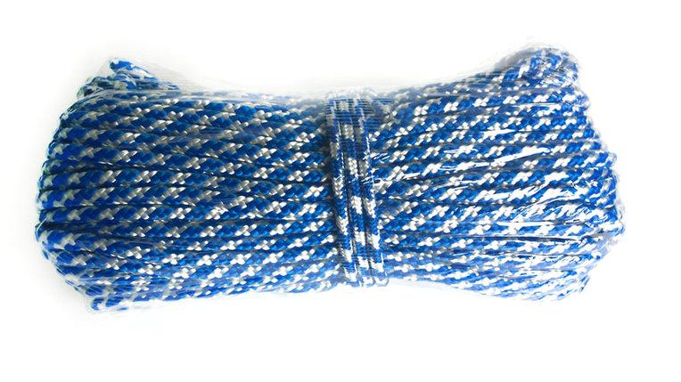 Веревка полипропиленовая Д-8 (цветная), фото 2