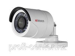 DS-T100 HD-TVI Цилиндрическая камера 1мр, f2.8мм / 92.0° ИК до 20м  -40°C...+60°C