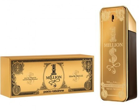 1 Million Dollar Edition Paco Rabanne