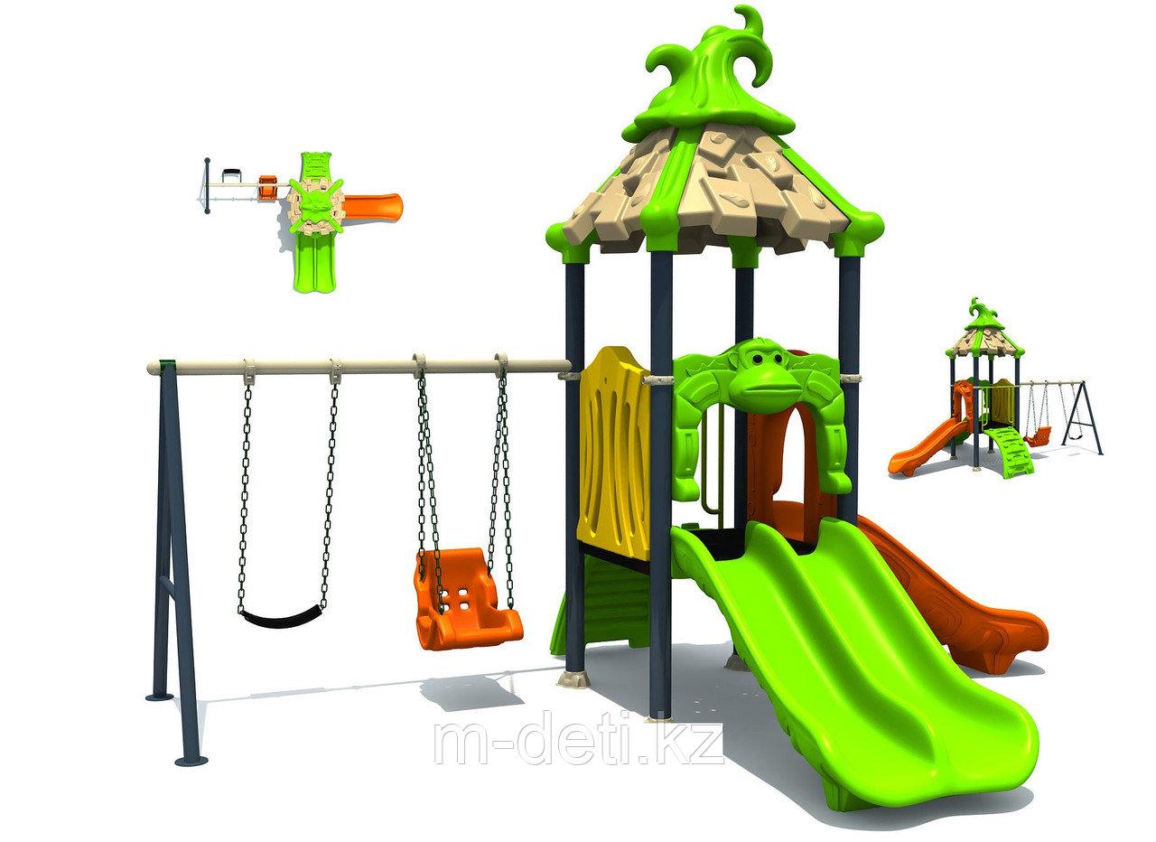 Игровой детский комплекс Джунгли