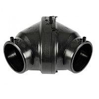Муфта вторичная для углового соединения 90° сварочная UPP gemini 63/50