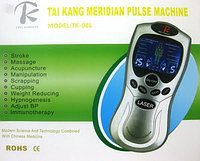 Миостимулятор- tai kang meredian pulse machine model:tk-08l