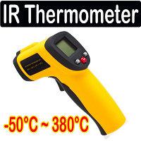 Пирометр, бесконтактный термометр GM380, фото 1