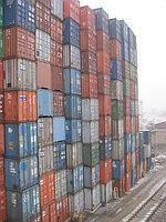 Отправка порожних и  груженных 40ft контейнеров, фото 1