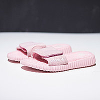 "Сланцы Adidas Yeezy Boost 350 Slippers Beach ""Pink"" (Размеры 36, 37)"