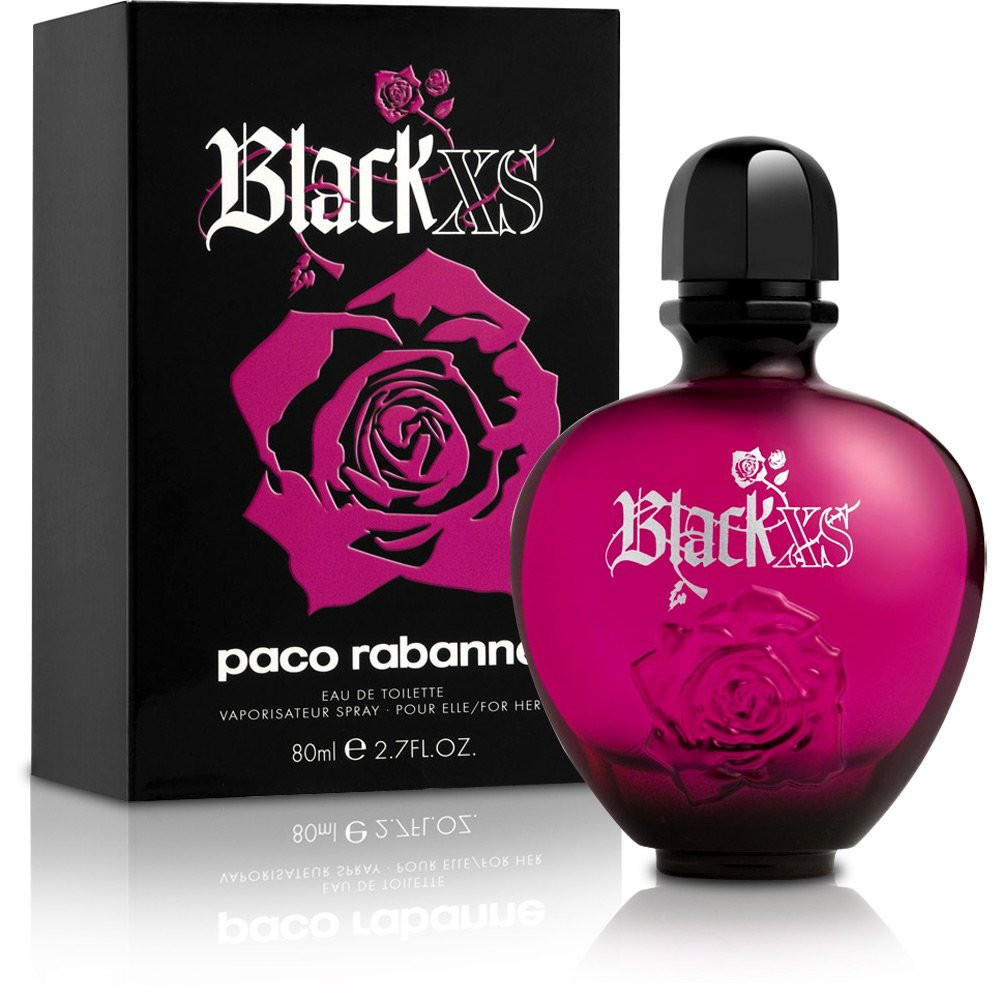 Black XS for Her Paco Rabanne - Fragrance Cosmetique Kazakhstan в Алматы