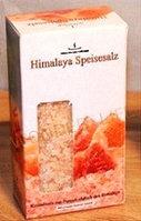Пищевая гималайская соль (3-5 мм) в картонной упаковке, 400гр