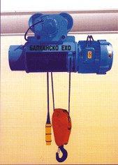 Таль CD 380 В 0,5т 6м электрическая, фото 2