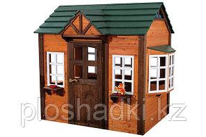 Деревянный домик «Амстердам»