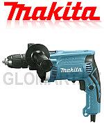 Дрель сетевой Makita HP1631K  (Макита)