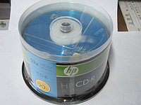 Диск CD-R HP, 700 MB, 52х, Алматы