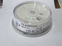 Диск CD-R Pleomax 700MB, Алматы