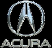 Acura радиаторы ДВС