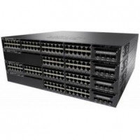 Коммутатор WS-C3650-48FQ-L Cisco Catalyst 3650 48 Port Full PoE 4x10G Uplink LAN Base