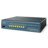 Межсетевой экран ASA5505-50-BUN-K8 Cisco ASA 5505 Appliance with SW, 50 Users, 8 ports, DES