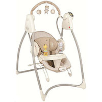 Качели детские Graco SWING & BOUNCE, Benny and Bell