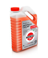 MJ-611. MITASU RED ANTIFREEZE/COOLANT CONCENTRATE