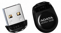 Adata AUD310-16G-RBK, USB Flash Drive 16GB ''Micro'' (Black)