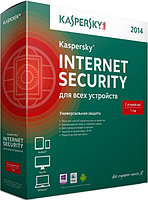 Антивирус Kaspersky Internet Security 2014 Box