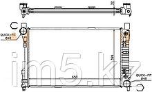 Радиатор MERCEDES CLK-CLASS C209 02-09
