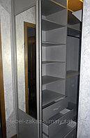 Мебель на заказ гардеробная комната