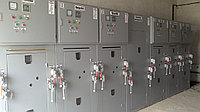 КСО-2-10 с выкл.ВБЭМ с реле РС-80 и РТ-40