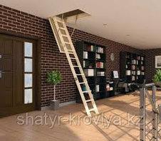 Чердачная лестница 70*130*305