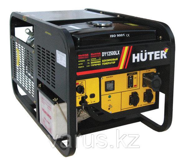 Электрогенератор бензиновый DY12500LX портативный