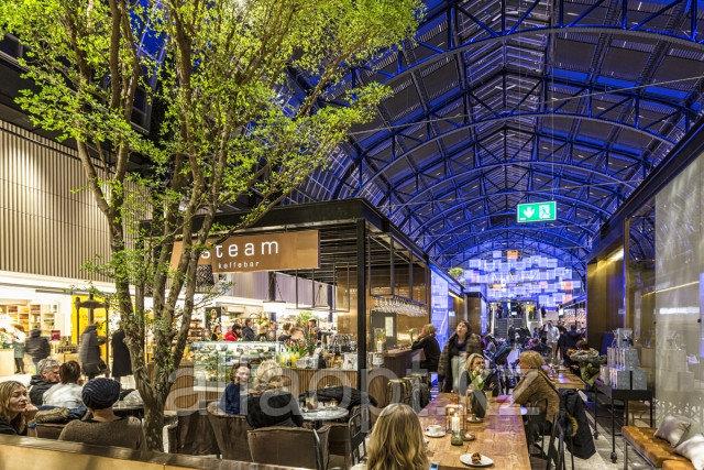 Торговый центр в Норвегии оснастили современным LED-освещением
