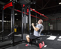 MONSTER LAT PULL DOWN/LOW ROW (STAND ALONE), фото 1