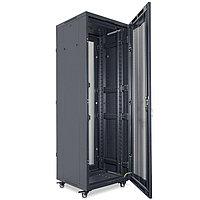 """Шкаф серверный BIGGER, 19"""" 47U 600*800*2192мм (Ш*Г*В) IP20 чёрный"""