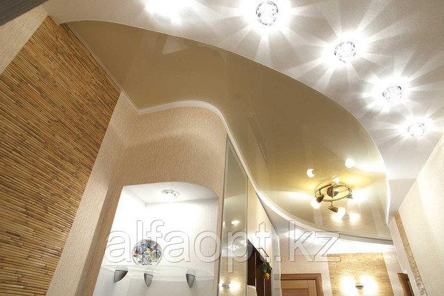 Современные потолочные светильники на светодиодах: преимущества, применение