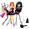 Monster High - TORALEI Meowlody and Purrsephone - Набор из 3х кукол
