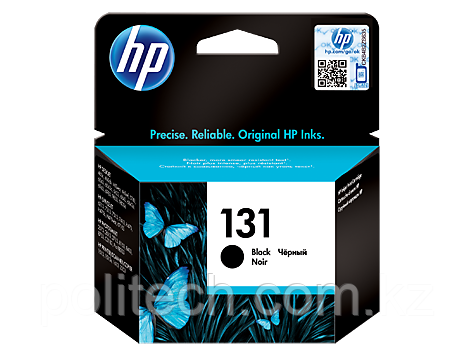 Cartridge HP/C8765HE/Ink/№131/black/11 ml