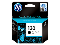 Cartridge HP/C8767HE/Ink/№130/black/21 ml