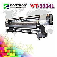 Широкоформатный сольвентный принтер WT-3304L, фото 1