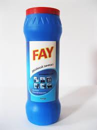Чистящее средство Fay в твердой упаковке 500 г