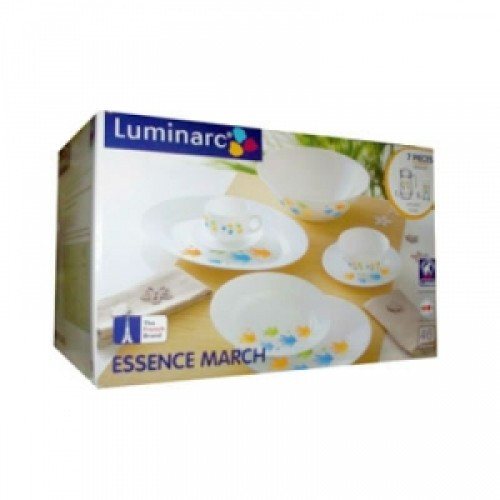Столовый сервиз Luminarc MARCH ESSENCE 46 предметов