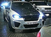 "Обвес ""G-Power M Typhoon"" для BMW X6 (E71)"