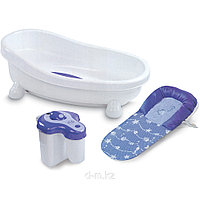 Ванночка Mastela Soothing Spa And Shower Baby Bath Tub, фото 1