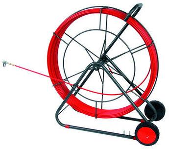 Устройство закладки кабеля на вращ. барабане,стеклопруток д.11мм, длина 250 м