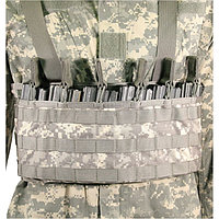 MODULAR LOW-PROFILE CHEST RIG