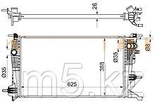 Радиатор RENAULT MEGANE III 08-
