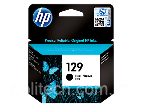 Cartridge HP/C9364HE/Ink/№129/black/11 ml