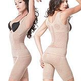 ФИР-СЛИМ (Fir Slim) био-керамическое белье для похудения и коррекции фигуры. ОРИГИНАЛ!!!, фото 2