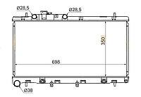 Радиатор SUBARU LEGACY B4/OUTBACK BE# 98-03