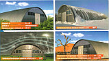 Проектирование, строительство бескаркасных арочных зданий, сооружений, фото 4