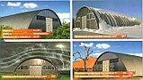 Строительство ангаров, сооружений и зданий из быстровозводимых легких металлоконструкций, фото 4