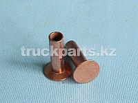 Заклёпка тормозных колодок D7 L24 железн Фотон (FOTON) 110663-3501124