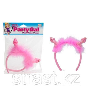 1ОБОДОК PARTY GAL PLAY TIME TIARA